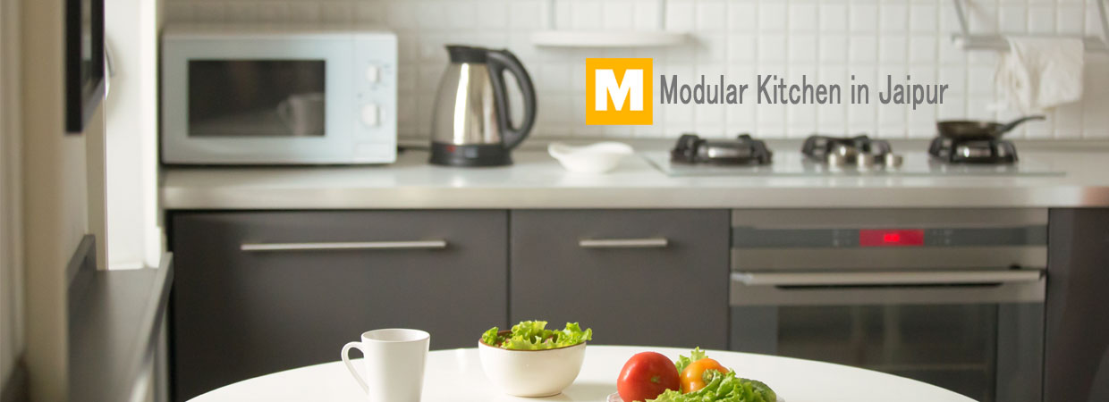 Modular Kitchen Price in Jaipur